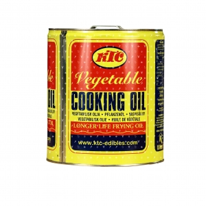 Vegetable Oil 15 Litre