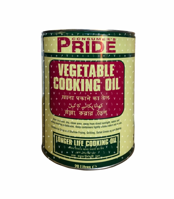 Price Vegetable Oil 20L